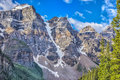 Canadian Rockies Royalty Free Stock Photo