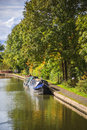 Canal Stock Photography