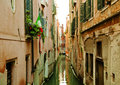 Canal do interior de Venice´s Imagem de Stock Royalty Free
