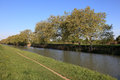 Canal du Midi, France Stock Images