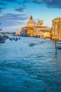 Canal Grande Stock Image