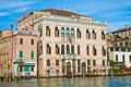 Canal Grande at Venice, Italy Stock Photo