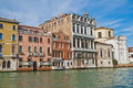 Canal Grande at Venice, Italy Stock Images