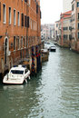 Canal Scene, Venice, Italy Royalty Free Stock Photography