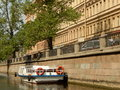 The Canals Of St. Petersburg. Russia Royalty Free Stock Photo