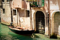 Canals of Venice. Italy Stock Photography