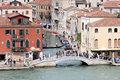 Canals venice italy one of the many of makes a great poster Stock Photography
