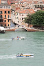 Canals venice italy one of the many of makes a great poster Royalty Free Stock Photo
