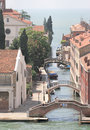 Canals venice italy one of the many of makes a great poster Stock Photo