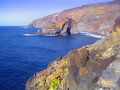 Canary Island La Palma Royalty Free Stock Photography