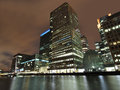 Canary Wharf Royalty Free Stock Image