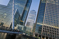 Canary Wharf, London Stock Photography