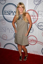 Candace cameron bure at the espy s giant event j bar and lounge los angeles ca Royalty Free Stock Images