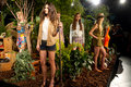 Candela Spring 2012 Collection Stock Image