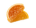 Candied  fruit jelly.  Sweet colorful candy.  Sugary sweet marma Royalty Free Stock Photo