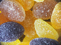 Candies abundance backgrounds candy chewing Stock Image