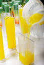 Candle manufacture Royalty Free Stock Photo