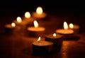 Candlelight Royalty Free Stock Photo