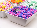 Candy Buffet Assortment Stock Image