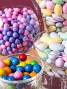 Candy Buffet and Desert Table Closeup Stock Image