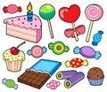 Cukrík a torty