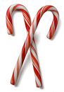 Candy cane Royalty Free Stock Photography