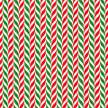 Candy canes vector background. Seamless xmas pattern with red, green and white candy cane stripes. Royalty Free Stock Photo