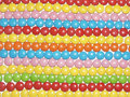 Candy colorful pattern. Striped multicolored background
