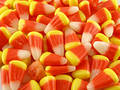 Candy corn Royalty Free Stock Photo