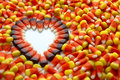 Candy Corn Stock Photo