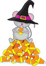 Candy Corn Mouse Royalty Free Stock Photos