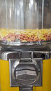 Candy dispenser close up image of a Royalty Free Stock Images