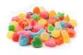 Candy fruit Royalty Free Stock Photo