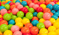 Candy many colorful round candies background Royalty Free Stock Image