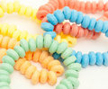Candy Necklaces Stock Images