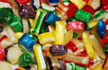 Candy party mix Royalty Free Stock Photography