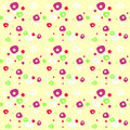 Candy pebbles seamless Royalty Free Stock Photo