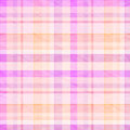 Candy plaid Stock Image