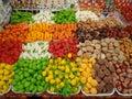 Candy Store-Leon Guanajuato Royalty Free Stock Photo