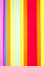 Candy stripe wood background Royalty Free Stock Photography