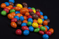 Candy sweets colorful with great colors Royalty Free Stock Photos
