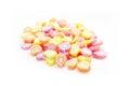 Candy variopinto Fotografia Stock