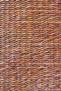 Cane basket texture Stock Photos