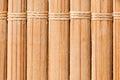 A cane matting macro close up of background Stock Photos