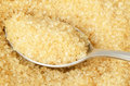 Cane sugar Royalty Free Stock Photo