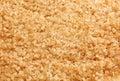 Cane sugar coarse-grained Stock Photo
