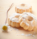 Canestrelli biscuit Royalty Free Stock Photos
