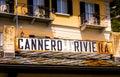 Cannero Riviera - Lake Maggiore, Lombardy, Italy, Europe