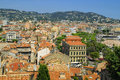 Cannes city, France Royalty Free Stock Photo