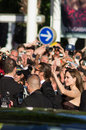 Cannes film festival 2011, France Stock Photography